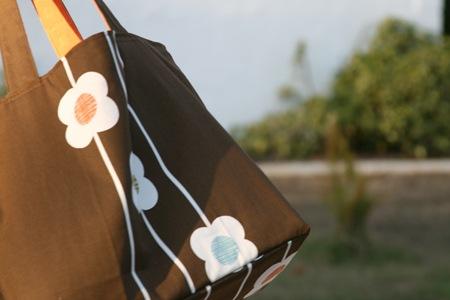 My Sewing: Как быстро сшить пляжную сумку.