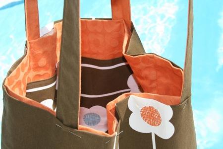 Мастер класс как сшить пляжную сумку своими руками