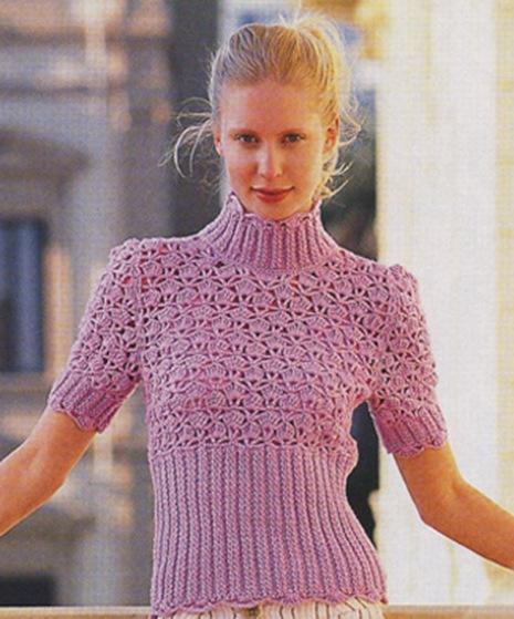 Предлаем вам схему вязания