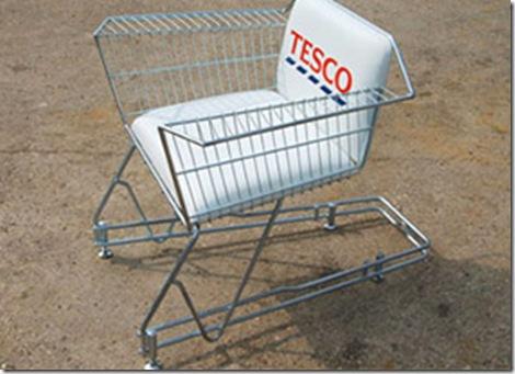 Как использовать тележки из супермаркетов