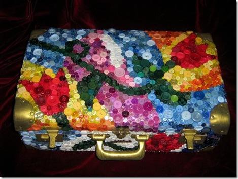 Новый дизайн чемодана