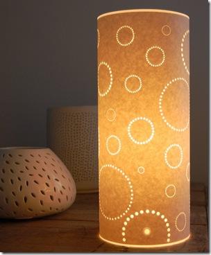 Бумажные светильники