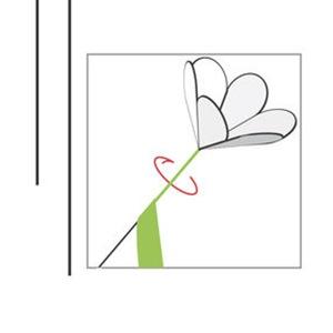 Как легко сделать красивый весенний букет