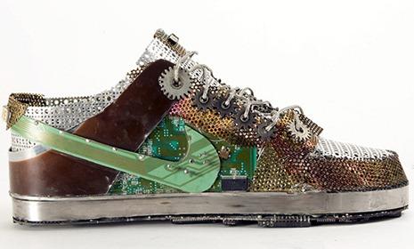 Обувь для настоящих гиков