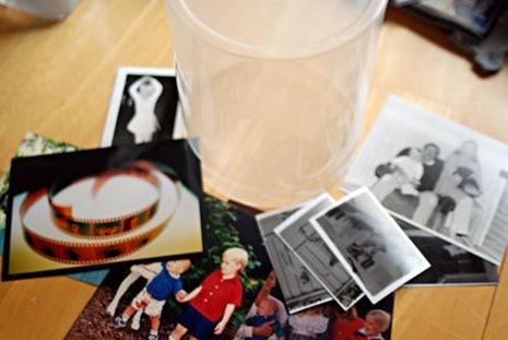 Как сделать светильник с вашим фото