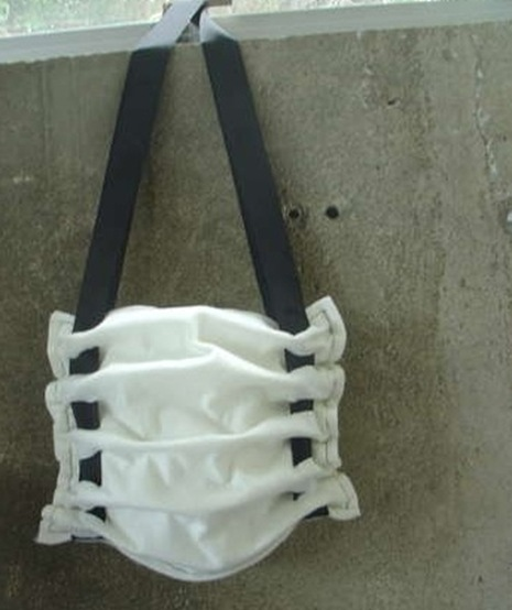 Поэтому шьем сумку в классической черно-белой цветовой гамме. самоделки...