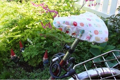 Сшить чехол для сидений велосипеда 165