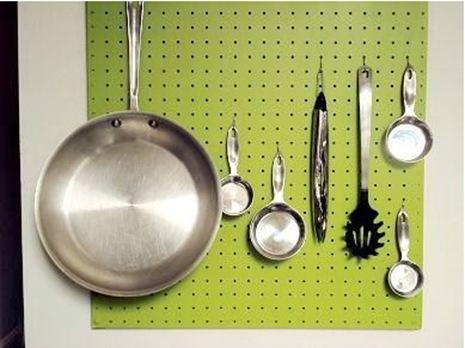 Как оптимально использовать место на кухне
