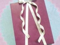 Как упаковать подарок - 1