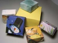 Как сделать своими руками подарочную коробку
