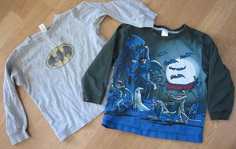 Как сделать футболку на один размер побольше