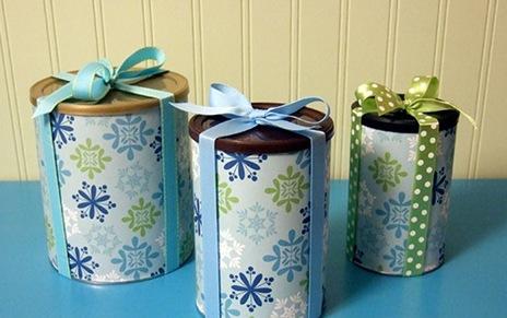 Как сделать подарочную коробку своими руками маленькую