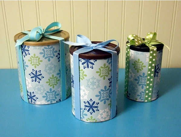 Готовимся к Новому Году - лучшие подарочные упаковки своими руками