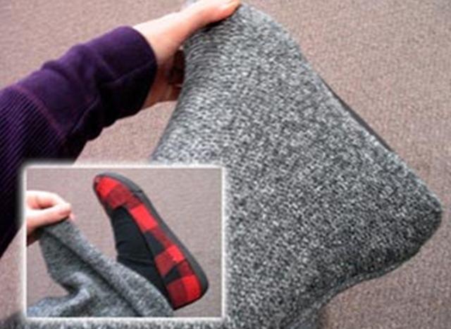 сшить сапоги в домашних условиях - Выкройки одежды для детей и взрослых.