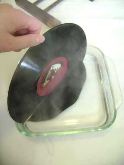 Что можно сделать из старых пластинок?