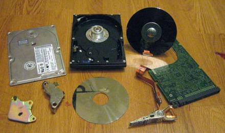 Как сделать настенную лампу из старого компьютера