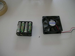 Как сделать переносной вентилятор из компьютерных комплектующих