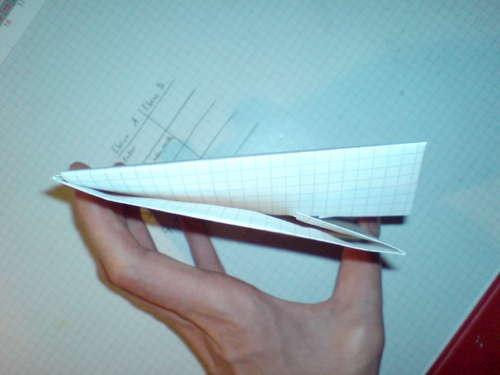 Как быстро сделать простой бумажный конверт для технической болванки