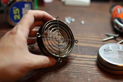 Как сделать мини гриль