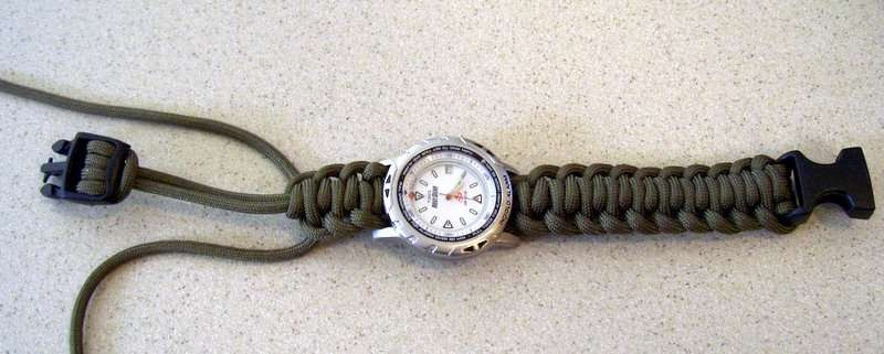 Ремешок для часов макраме своими руками 34