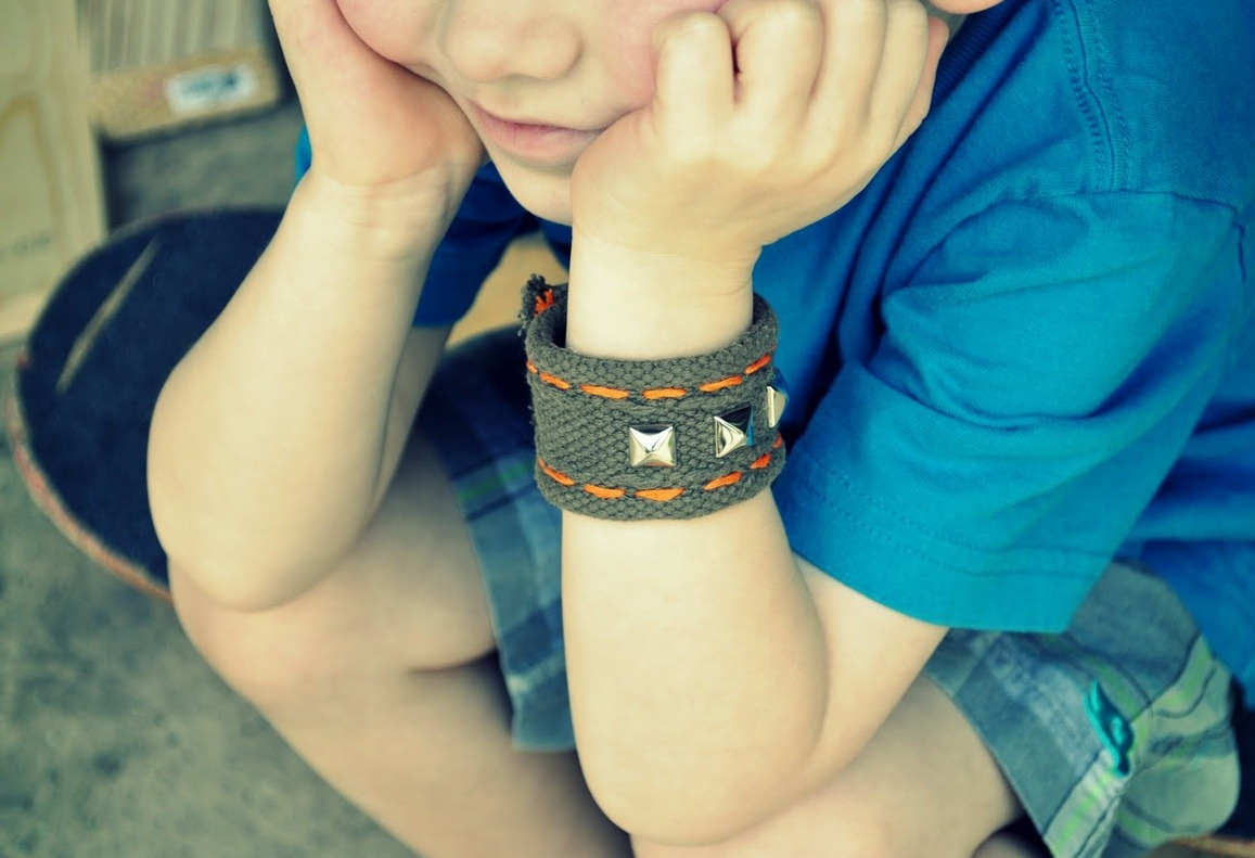 Как сделать браслеты своими руками для мальчиков