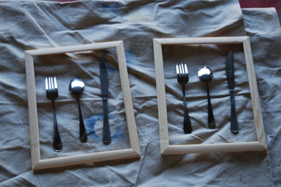 Как сделать арт на кухне