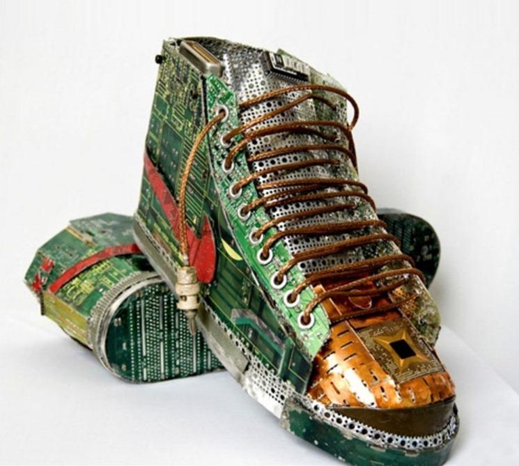 Виртуальный музей обуви
