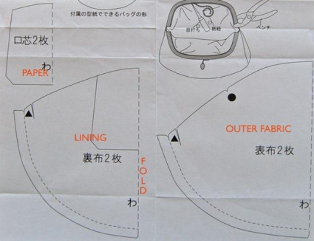 Все части (по выкройке) вырезаем в двух экземплярах.