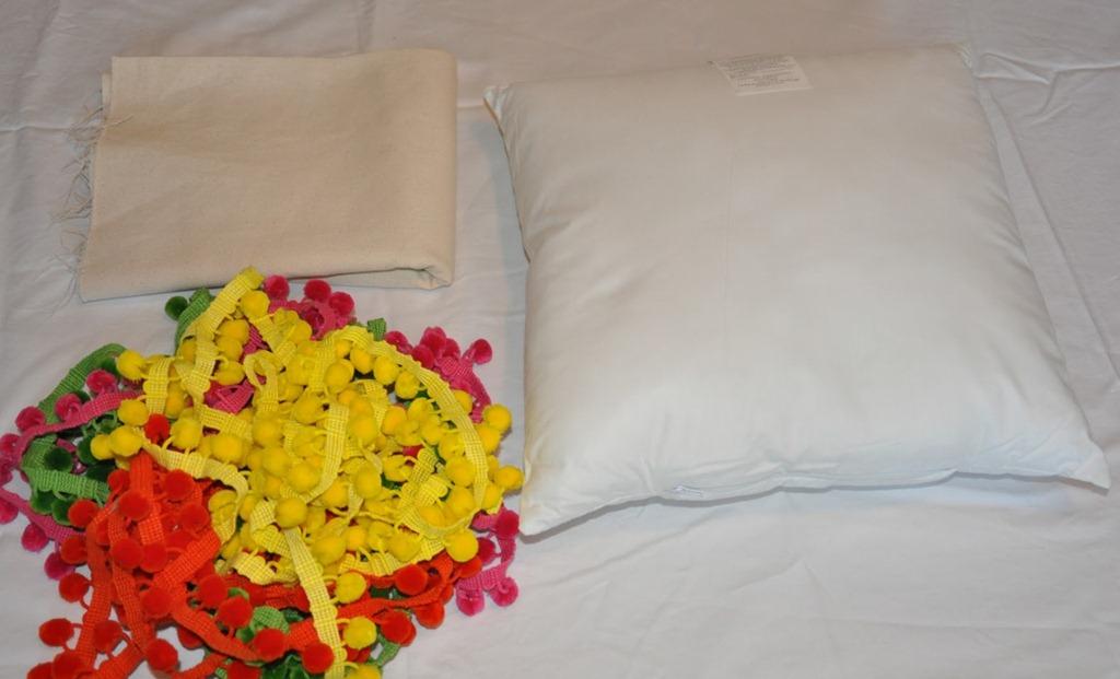 143 Как сшить подушку с уголками