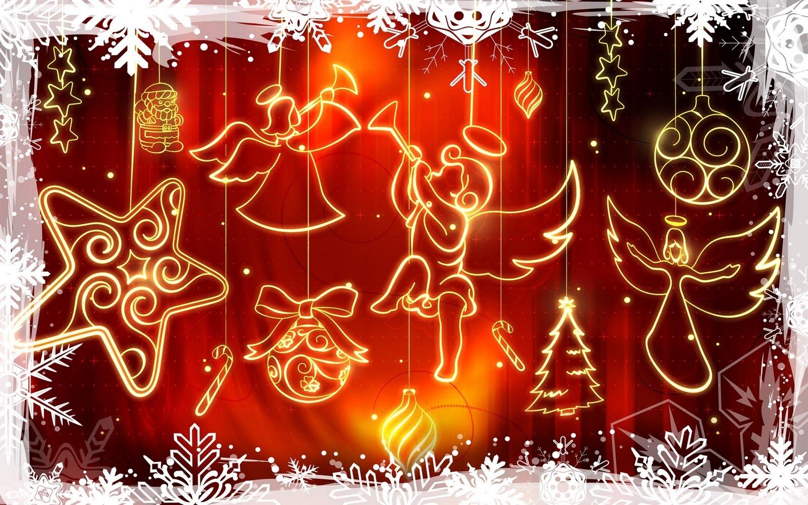 Гибкий неон – оригинальное украшение для нового года