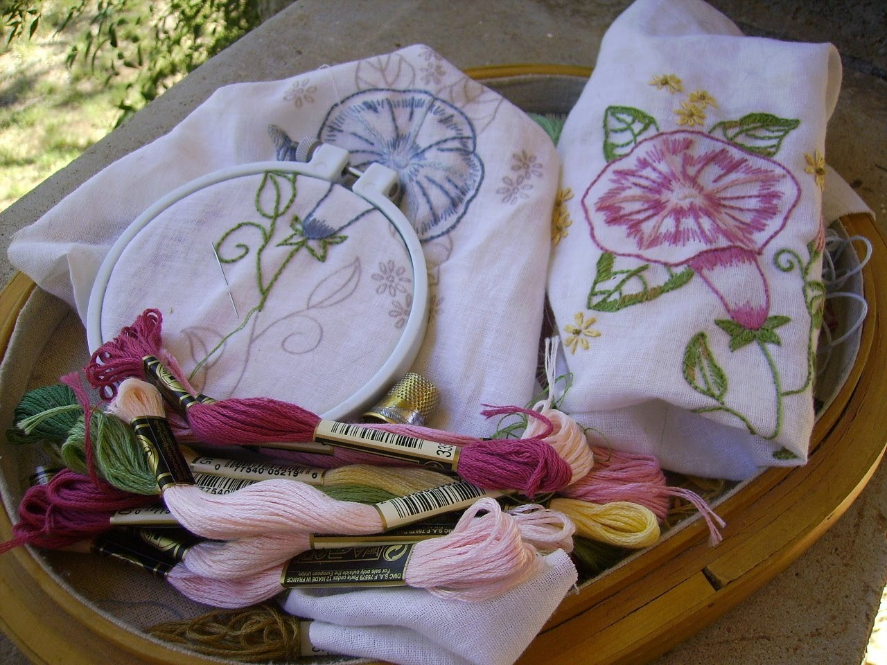 Вышивание крестом и бисером – самый древний вид ручного искусства