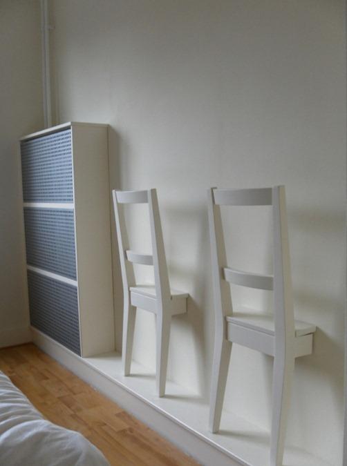 стулья в малогабаритной квартире