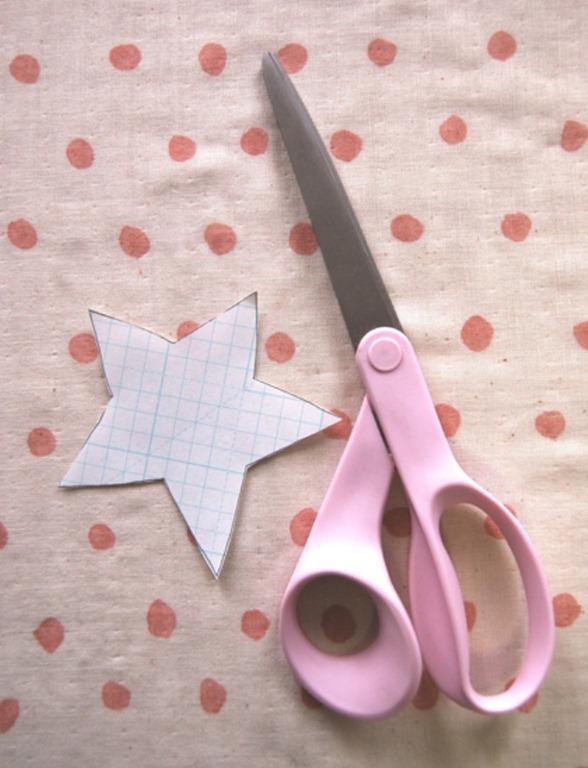 Как сделать звезду из бисера фото 615