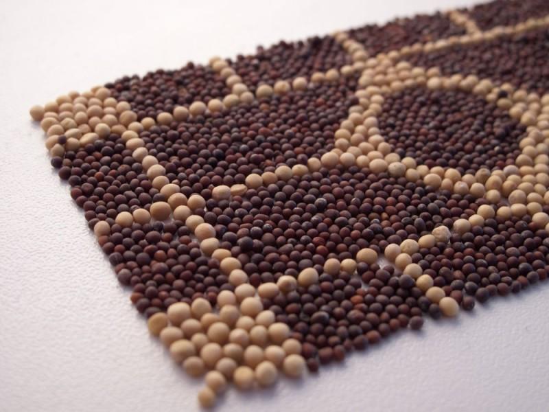 Необычные ковры из необычных материалов