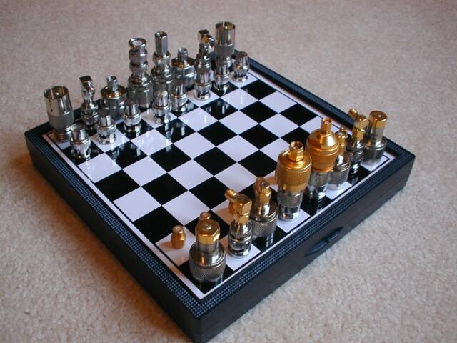 Шахматы компьютерного гика