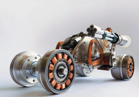 Как сделать шаговый двигатель своими руками по теории стовбуненко