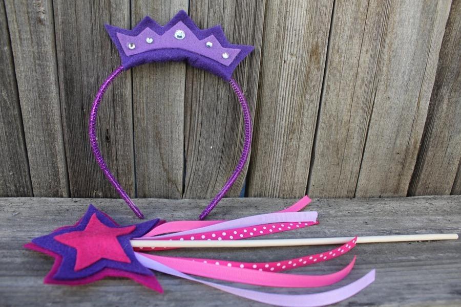 Корона для феи своими руками из бумаги