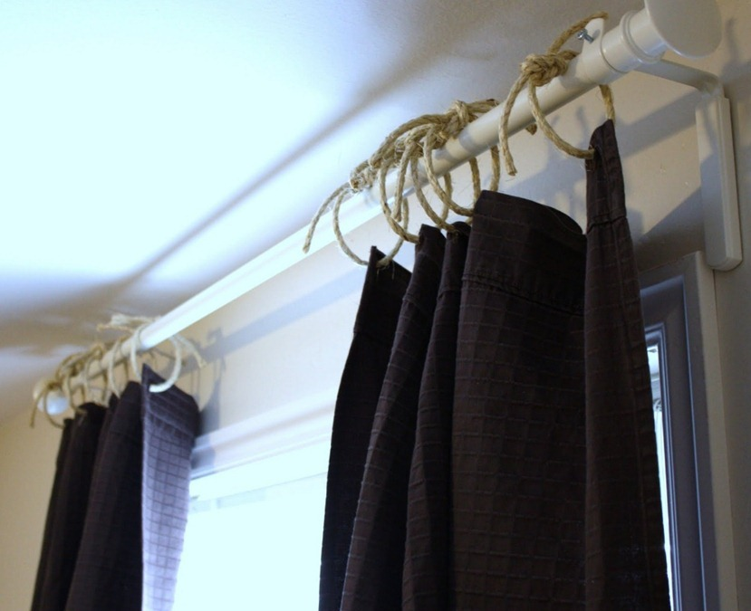 what does make alternative hooks for curtains