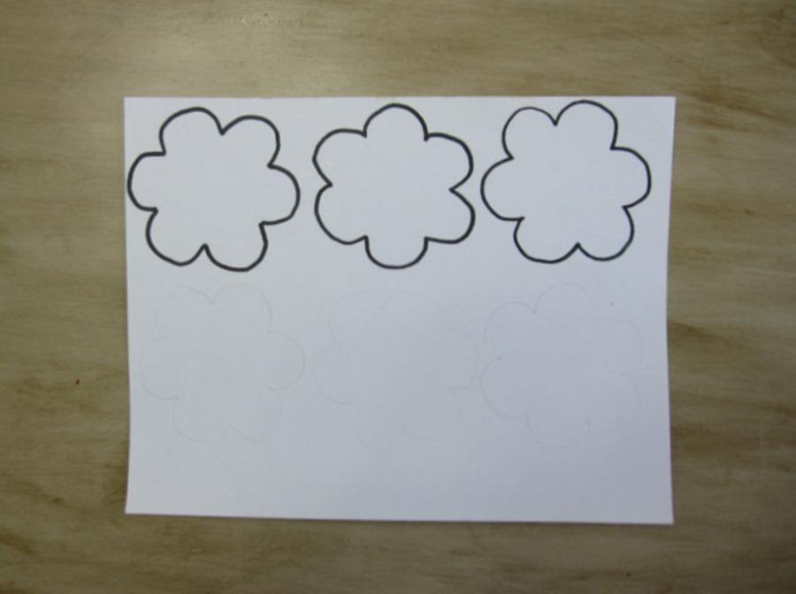 Как сделать цветок на ободок для принцессы