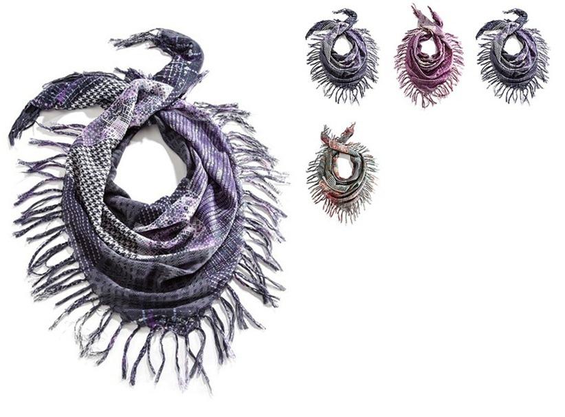 Как сделать супер креативный шарфик