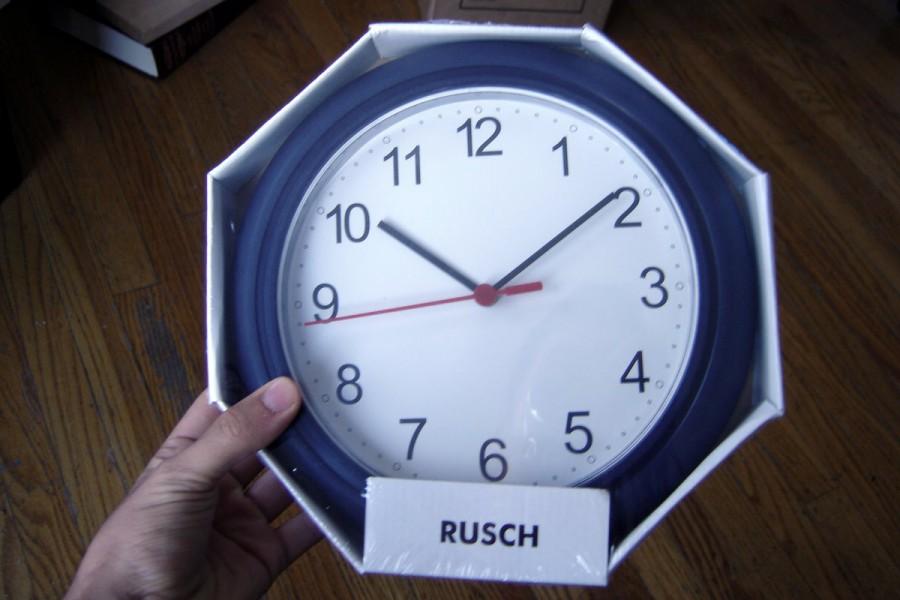 Как сделать часы в стиле Сальвадора Дали