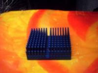 Держатель для визиток из компьютерного радиатора