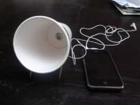 Как сделать динамики для MP3-плеера из старых наушников и стаканчиков для кофе