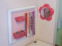Как сделать органайзер для небольших украшений