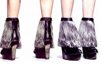 Как сделать кожаные украшения для обуви