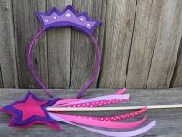 Как сделать ободок-корону для ребенка