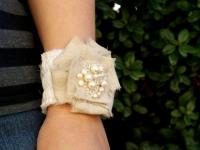 Как сделать браслет для романтичной особы
