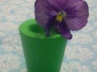 Как сделать стаканы-вазочки