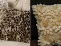 Как сшить наволочку для подушки в ромашках