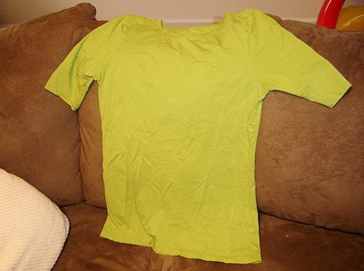 Как сшить из футболки штаны